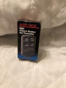 ADEMCO 5804 Keyfob 4 button Wireless Key Tranmitter Alarm NIB