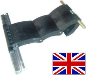 77mm 3 SEG LOCKING STRAP Roller Shutter Garage Door Curtain Auto CATCH BRACKET