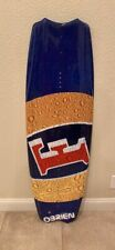 O'Brien Fosters Lager Wakeboard  Brand New (UN-USED) Beer 140cm