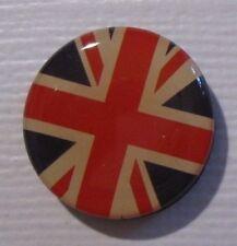 Union Jack UK England 2,5 cm Magnet Pin NEU (A52v)