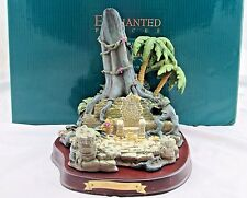 "WDCC Enchanted Places ""King Louie's Temple"" Disney's The Jungle Book in Box"