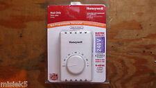 HONEYWELL  Premium 120V / 240V Electric Baseboard Line Volt Heater Thermostat