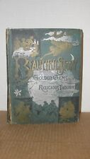1888 THE BEAUTIFUL STORY, GOLDEN GEMS OF RELIGIOUS THOUGHTS