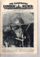 1932 London News December 22-Mongolia; Mars signals; Toys; Windsor Castle ghosts