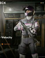 2DAY ONLY Call of Duty Black Ops Cold War Beck X1 Velocity Operator Skin 🔥