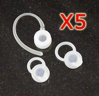Z74P5 NEW MOTOROLA ELITE FLIP HZ720 HZ 720 EARLOOP EARBUD EAR LOOP HOOK 4PC X5