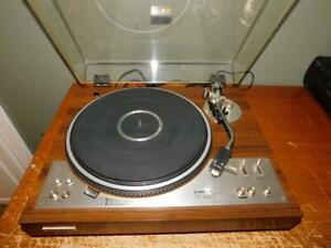 VINTAGE PIONEER PL-530 DIRECT DRIVE TURNTABLE NEW STYLUS JUST SERVICED
