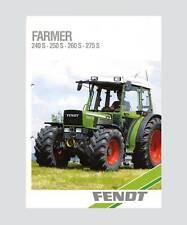 Fendt Farmer 240 S 250 S 260 S 275 S   Schlepper Original 1993