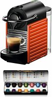 Krups Nespresso Pixie XN3006 1260W Cafetera de Cápsulas - Roja