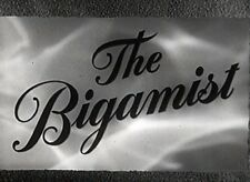 THE BIGAMIST, 1953, Ida Lupino, Joan Fontaine, Edmond O'Brien: DVD-R Region 2  ^