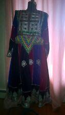 Banjara Kuchi wedding tribal velvet beaded embroidered mirrors ceremonial dress