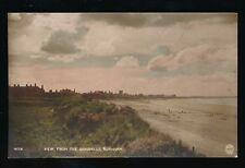 Somerset BURNHAM View from Sandhills c1920/30s? PPC