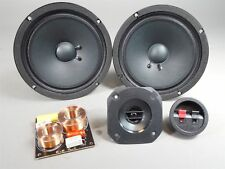 8 Ohm Center Channel Speaker Kit Cerwin Vega Components