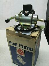 AC Delco EP151 Elect Fuel Pump 1982-83 Subaru Brat & DL  APPLICATION IN PHOTOS