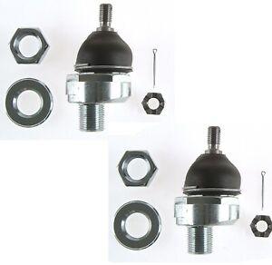 For Honda Acura Pair Set of 2 Front Upper Adjustable Ball Joints MOOG K90492
