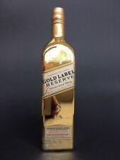 Johnnie Walker gold label reserve golden full & sealed Scotch Whisky Bottle
