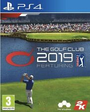 The Golf Club 2019 PS4 Game New & Sealed