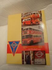 EFE 1/76 LONDON TRANSPORT MUSEUM SET 3 ROUTEMASTER BUS SET - 99911