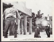 Yul Brynner Pat Hingle Invitation to a Gunfighter 1964 vintage movie photo 31906