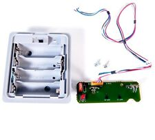 Nintendo Wii Fit Balance Board BATTERY & RESET PCB & compartment battery Holder