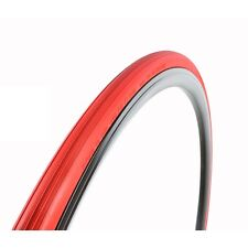 "Indoor Trainer Bicycle Tyre - 29"" Red Vittoria Zaffiro Pro Home 23-622 700x23"