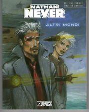 NATHAN NEVER n. 300 - VARIANT COVER NAPOLI COMICON 2016 - Ed. Limitata MAGAZZINO