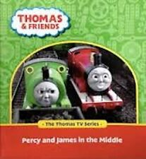 THOMAS & FRIENDS ___ PERCY AND JAMES IN THE MIDDLE ___ BRAND NEW __ FREEPOST UK