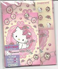 Sanrio Charmmy Kitty Stationery Set Cameo Rose