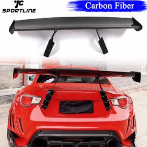 Carbon Fibe Rear Trunk Spoiler Racing Wing For Toyota GT86 Subaru BRZ 2013-2018