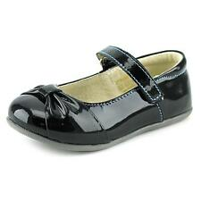 See Kai Run Girls Black Estelle Mary Jane Patent Leather Shoes 8.5 New