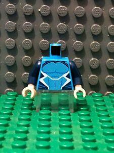 Lego Marvel Avengers Age of Ultron Quicksilver Torso & Muscle piece set #76041.