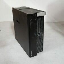 Dell T3610 Workstation E5-2650 V2 2.6GHz 8-Core / 128GB / 3TB / Wifi / Win10