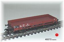 Märklin 46070 Wagon à bords bas X-05 de DB #NEUF