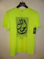 AJYAL Men's S/S T-Shirt HATTA - NEON - Small - The only authorized Ajyal dealer