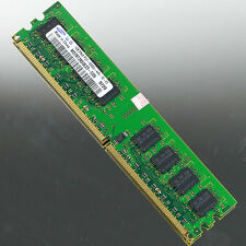 Samsung 1GB PC2-4200 DDR2 533 533MHZ 240PIN Non-Ecc DIMM Desktop MEMORY