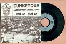 DISQUE : NELLIE LAURENCE - DUNKERQUE / DUNKIRK  : MAI 40 / MAI 80 -