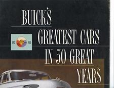 Buick  Catalog  Roadmaster, Super, Special And Skylark  1953