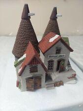 Dept 56 Snow Village Bishops Oast House