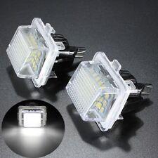 Kennzeichenbeleuchtung LED Lampe Mercedes C E Klasse W212 S212 W204 S204 DEDHL