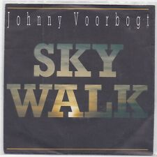 Johnny Voorbogt-Sky Walk vinyl single  Red Bullet