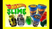 HOT WHEELS IN SLIME RACE MACHINE BLIND TUB NEW SEALED RANDOM SENT