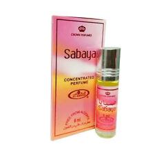 Sabaya-By Al Rehab concentrated arabian perfume oil 6ml
