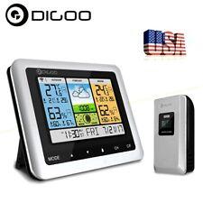 DIGOO TH8888Pro Wireless USB Weather Station Barometer Thermometer Odr Sensor