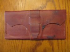 Civil War Era Reproduction Leather Wallet