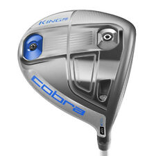 Women's Cobra F6 Silver/Blue Adjustable Driver Lady Flex