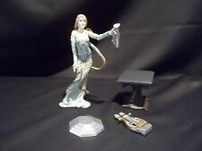 LOTR LORD OF THE RINGS GALADRIEL,LADY OF THE WOOD MIDDLE EARTH TOYS LOOSE FIGURE