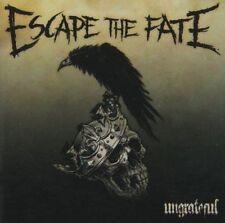ESCAPE THE FATE Ungrateful CD BRAND NEW