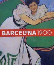 BOEK/LIVRE/BOOK/BUCH : BARCELONA 1900 (spaanse art nouveau espagne,spain,Gaudi