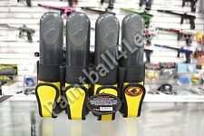 Joey 4+5 Paintball Harness Pack With 4 Pods WGP/NXe/Eclipse/Dye- Yellow