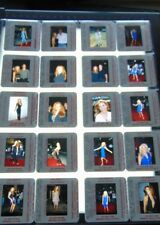 Original 20 35mm Slide Lot Angelica Bridges Baywatch SEXY! VINTAGE RARE! # 2